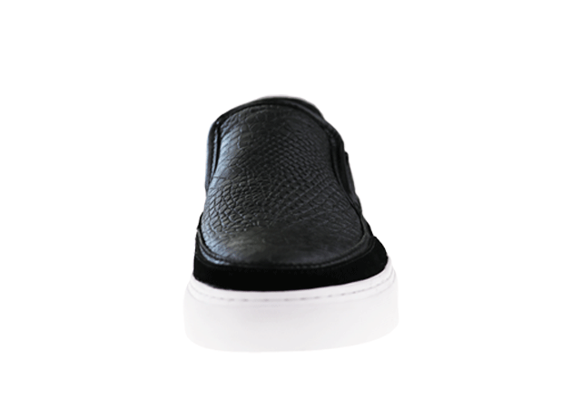 PS-732 BLACK CROCO 3