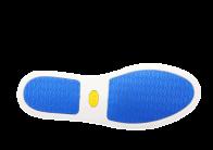 PS-KABUKU    WHITE/BLUE - 20665