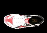 PS-KABUKU    WHITE/RED - 20673