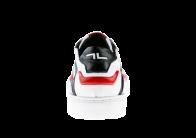 PS-KABUKU    WHITE/RED - 20675