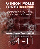 FASHION WORLD TOKYO  展示会出展