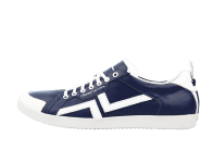 PS-758 NAVY/WHITE