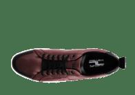 PS-758   BURGUNDY/BLACK - 21319