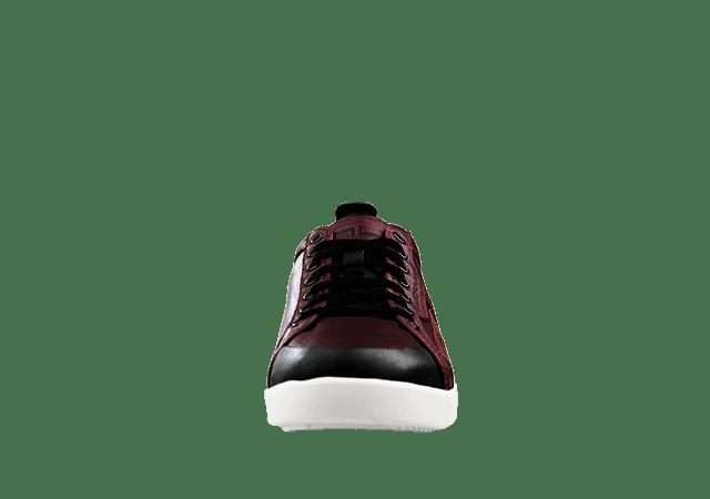 PS-758 BURGUNDY/BLACK