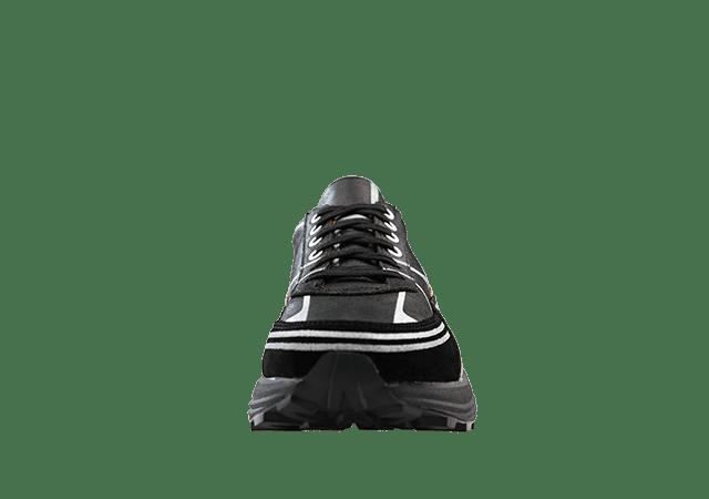TRIBAL BLACK/SILVER