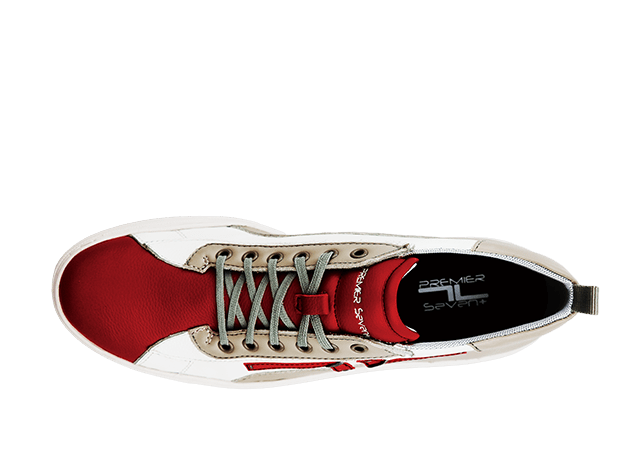 PS-735 RED/GREY 4