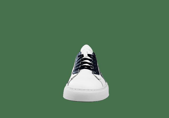 PS-735 WHITE/NAVY 3
