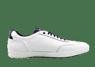 PS-755  WHITE/NAVY - 21359