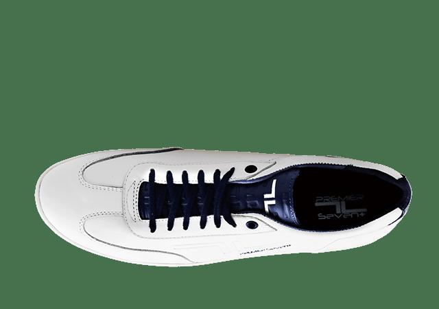 PS-755 WHITE/NAVY 5