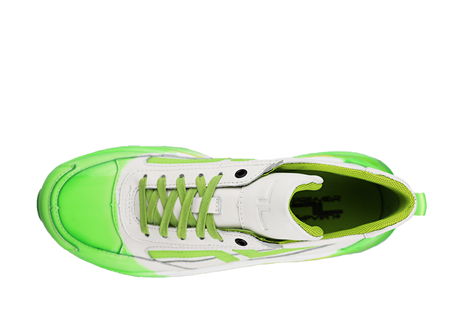 MOBILE  WHITE/LIME 5