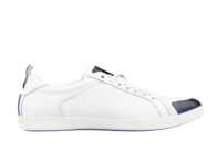 PS-758 WHITE/NAVY thumbnail 1