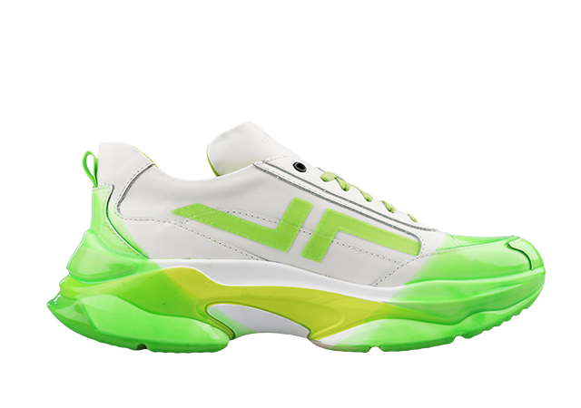 MOBILE  WHITE/LIME 1